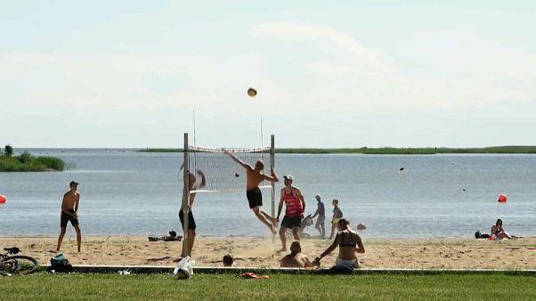 """Comment """"Corona Island"""" est redevenue la perle des pays baltes"""