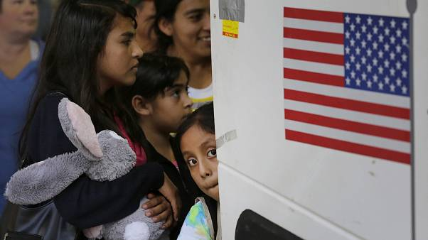 کودکان مهاجر در آمریکا