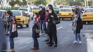 پویش «من ماسک میزنم» در ایران آغاز به کار کرد
