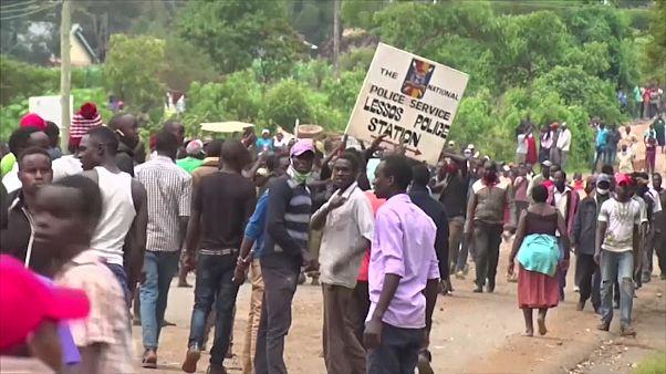 اعتراضات در کنیا