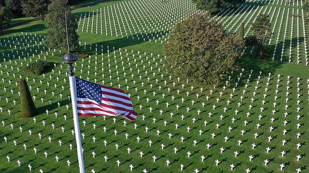 ABD'de mezarlık