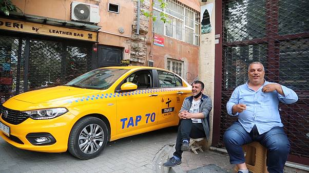 Taksiciler Ekrem İmamoğlu'nun yeni taksi projesini değerlendirdi