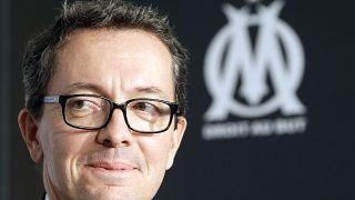 رئيس نادي مرسيليا الفرنسي جاك-هنري إيرود