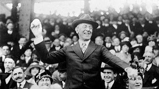 ABD'nin eski başkanlarından Woodrow Wilson