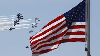 سلاح الجو الأميركي يعترض 4 طائرات استطلاع روسية قبالة ألاسكا