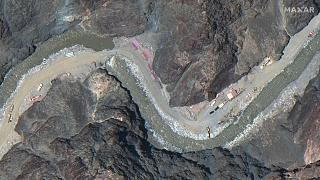 Hindistan-Çin sınırı