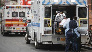 Krankenwagen in den USA