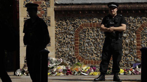 Atacante de Reading acusado de três homicídios
