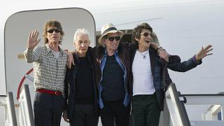 Rolling Stones threaten to sue Trump over music at reelection rallies