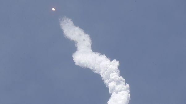 """تأجيل إطلاق صاروخ """"فيغا"""" للمرة الرابعة على التوالي"""