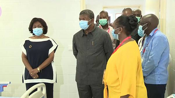 Hospital Pediátrico David Bernardino, Luanda, Angola
