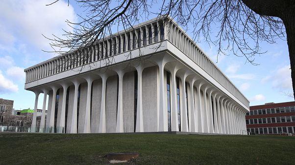 جامعة برينستون شرقي الولايات المتحدة الأمريكية