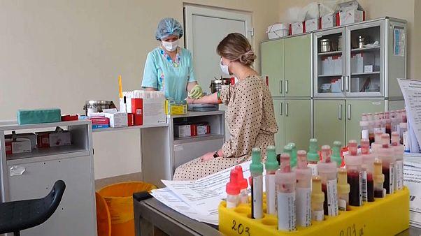 Un laboratorio de Krasnoyarsk