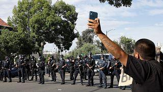 San Jose polisi, ABD / Arşiv