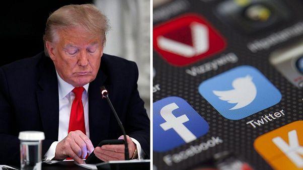 دونالد ترامپ یکی از توئیتهای خود را حذف کرد