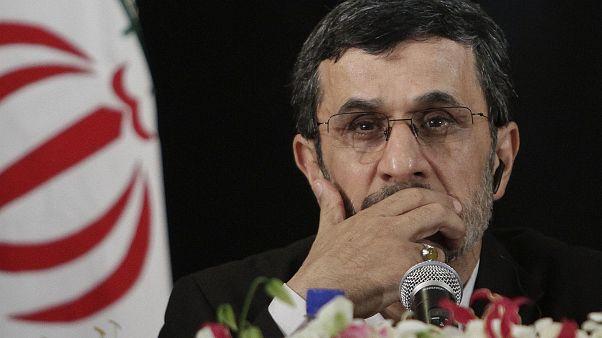 محمود احمدینژاد، رئیس جمهوری پیشین ایران