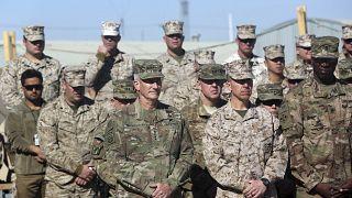 Армейский контингент США в Афганистане (фото из архива)