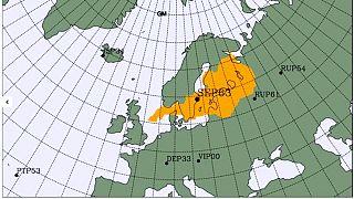 Avrupa üzerinde radyasyon seviyesinde artış tespit edildi, ilk bulgular Rusya'yı işaret ediyor