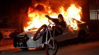 ABD: Oklahoma savcılığından protestoculara 'isyan ve terör' suçlaması