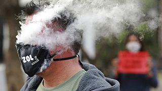 Στη Ν. Αφρική το κάπνισμα απαγορεύτηκε στη διάρκεια της πανδημίας