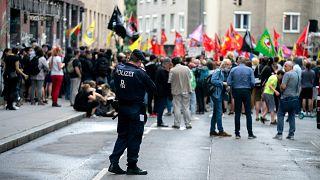 Τέσσερις ημέρες διήρκησαν οι συγκρούσεις Κούρδων- Τούρκων στη Βιέννη