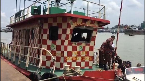 Bangladeş'te tekne alabora oldu: En az 28 ölü