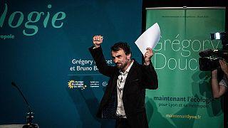 Lyon'un yeni Belediye Başkanı Grégory Doucet