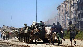 Sudan'da Hafter saflarında savaşmaya gittiği iddia edilen 122 paralı asker yakalandı