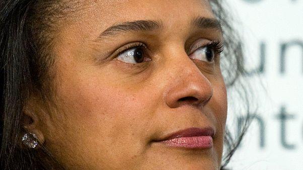 Filha do ex-presidente de Angola viu o recurso do congelamento de bens rejeitado