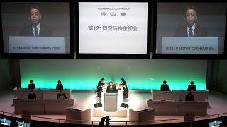 Nissan : colère des actionnaires lors de l'AG du groupe japonais