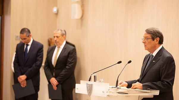Τελετή διαβεβαίωσης του νέου Γενικού Εισαγγελέα και του Βοηθού Γενικού
