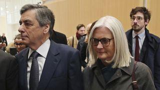 Penelopegate: ¨Ενοχο το πρώην πρωθυπουργικό ζεύγος Φιγιόν