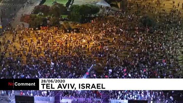 İsrail, Orta Doğu'nun en büyük LGBTİ+ Onur Yürüyüşü'ne ev sahipliği yaptı