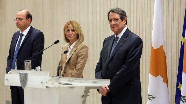 Τελετή διαβεβαίωσης των νέων Υπουργών Άμυνας και Δικαιοσύνης