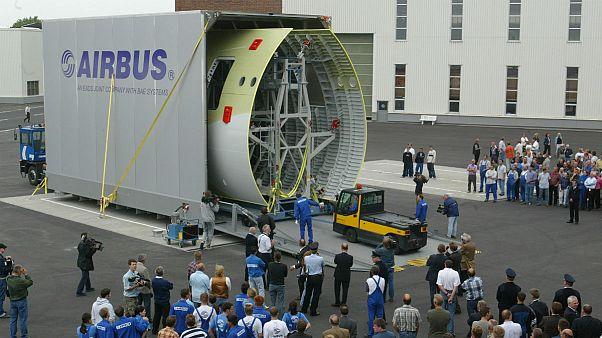 Airbus sufre las consecuencias de la crisis del coronavirus
