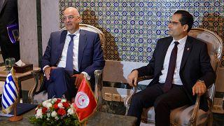 Ν.Δένδιας: Η εμπλοκή της Τουρκίας στη Λιβύη αντιβαίνει άμεσα τις Αποφάσεις του ΟΗΕ