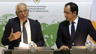 Στη Σύνοδο Κορυφής της ΕΕ και στο ΣΕΥ οι τουρκικές προκλήσεις
