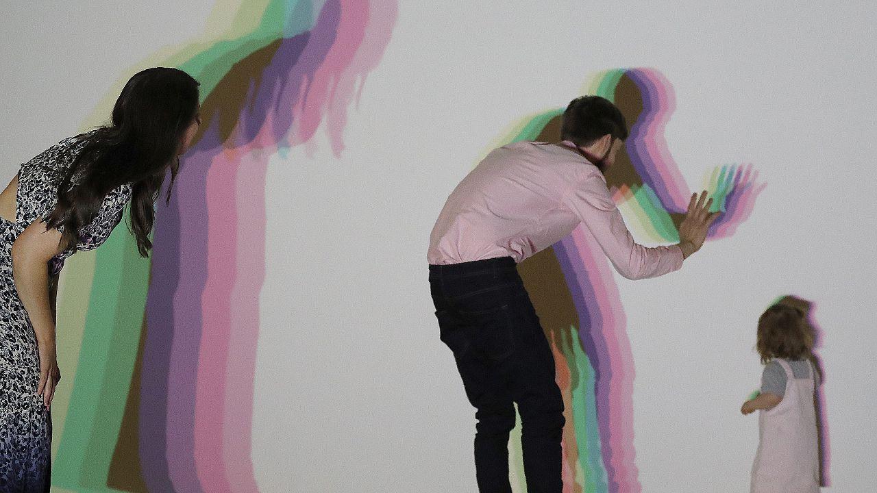 Mehr Licht: Ólafur Eliasson im Guggenheim Bilbao