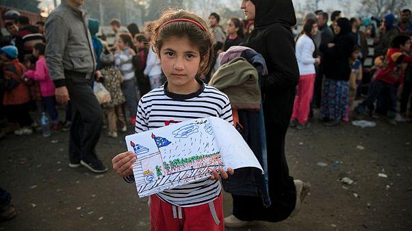 هشدار نسبت به وضعیت وخیم انسانی در سوریه در آستانه کنفرانس بروکسل