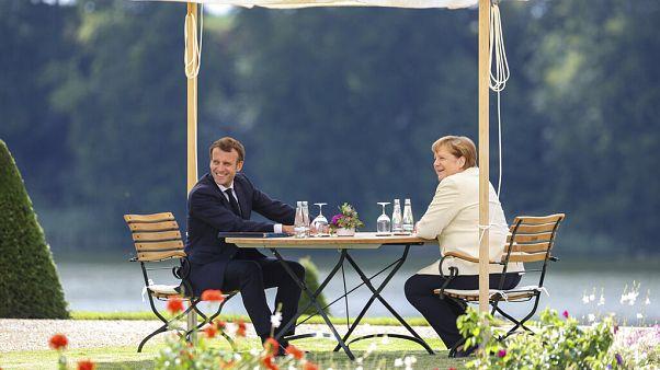 Merkel meets Macron - Euronews am Abend am 29.06.