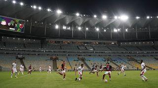 El Campeonato Carioca es la primera competición oficial que se reanuda en América del Sur