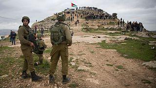 هشدار کمیسر عالی حقوق بشر سازمان ملل نسبت به تبعات سنگین طرح الحاق کرانه باختری