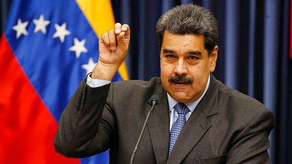 نیکلاس مادورو، رئيسجمهوری ونزوئلا