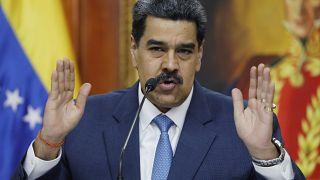 Николас Мадуро не получит хранящееся в Банке Англии золото Венесуэлы