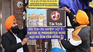 TikTok Hindistan'da yasaklandı