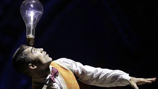 Cirque du Soleil pede insolvência