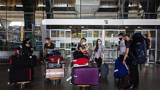 Avrupalı turistler