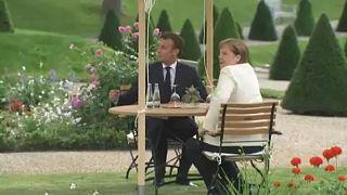 Merkel admite difícil presidência da UE em tempo de crise