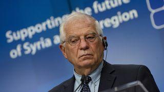 Евросоюз собирает деньги на нужды сирийцев