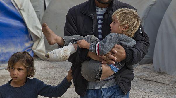 Doadores prometem quase €7 mil milhões para sírios vulneráveis